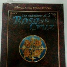Juegos Antiguos: LOS CABALLEROS DE LA ROSA Y LA CRUZ SUPLEMENTO DE ROL PARA 7 MAR DE LA FACTORIA DE IDEAS. Lote 52554515
