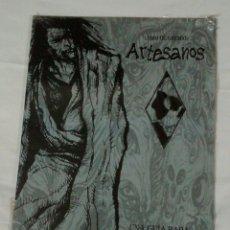 Juegos Antiguos: ARTESANOS SUPLEMENTO DE ROL PARA WRAITH EL OLVIDO DE LA FACTORIA DE IDEAS. Lote 51532353