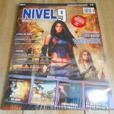 Juegos Antiguos: REVISTA DE ROL NIVEL 9 - NÚMERO 5 - NOSOLOROL - PRECINTADO. Lote 51682623