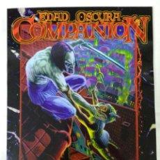 Juegos Antiguos: COMPANION SUPLEMENTO DE ROL PARA VAMPIRO EDAD OSCURA DE LA FACTORIA DE IDEAS. Lote 243531965