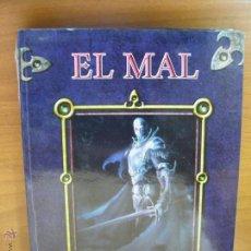 Juegos Antiguos: EL MAL. SUPLEMENTO PARA DUNGEONS & DRAGONS. D20. JUEGO DE ROL. NUEVO. LA FACTORÍA DE IDEAS.. Lote 51962655