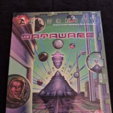 Juegos Antiguos: ALTERNITY - DATAWARE - SCIENCE FICTION ROLEPLAYING GAME ACCESSORY - INGLES - ROL. Lote 52008204