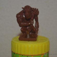 Juegos Antiguos: JUEGO DE MESA DUNGEONS & DRAGONS DE PARKER DEL 2003 FIGURA MONSTRUO OGRO ROL. Lote 52161956
