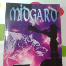 Juegos Antiguos: JUEGO DE ROL - MIDGARD - CAMPAÑA PARA UNIVERSO. Lote 52300137
