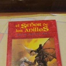 Juegos Antiguos: M69 LIBRO JUEGO DE ROL DE LA TIERRA MEDIA DEL SEÑOR DE LOS ANILLOS 1992. Lote 52316529