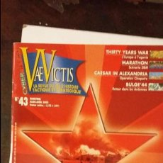 Juegos Antiguos: WARGAME BARBAROSSA 1941. VAE VICTIS Nº 43. Lote 52343910