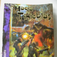Juegos Antiguos: HACIA LAS TINIEBLAS. PARA FADING SUNS. JUEGO DE ROL. NUEVO. LA FACTORIA DE IDEAS.. Lote 195515707