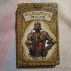 Juegos Antiguos: CARTAS LA IRA DEL DRAGON FOURNIER. Lote 52534065