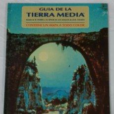 Juegos Antiguos: GUIA DE LA TIERRA MEDIA SUPLEMENTO DE ROL PARA EL SEÑOR DE LOS ANILLOS DE JOC , NO TIENE MAPA. Lote 52617618