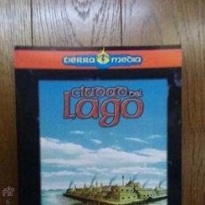 Juegos Antiguos: CIUDAD DEL LAGO. PARA EL SEÑOR DE LOS ANILLOS.. NUEVO. JUEGO DE ROL. LA FACTORÍA DE IDEAS. Lote 254306355
