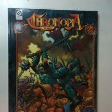 Juegos Antiguos: CHRONOPIA, JUEGO DE MINIATURAS, REGLAMENTO, TARGET GAMES-LA FACTORÍA DE IDEAS-M+D, 1997. Lote 52895151