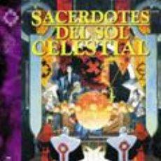Juegos Antiguos: SACERDOTES DEL SOL CELESTIAL. PARA FADING SUNS. JUEGO DE ROL. NUEVO. LA FACTORÍA DE IDEAS. Lote 195515643