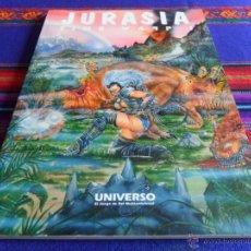 Juegos Antiguos: JURASIA TIME WARP 1. EDICIONES CRONÓPOLIS 1ª EDICIÓN 1993. MUY BUEN ESTADO.. Lote 53349649