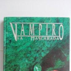Juegos Antiguos: LIBRO ROL/VAMPIRO-LA MASCARADA.. Lote 53611411