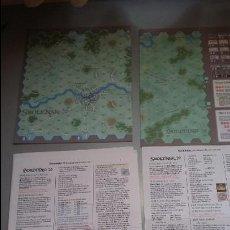 Juegos Antiguos: WARGAMES BORODINO 20 Y SMOLENSK 20, DE VICTORY POINT GAMES. Lote 53615677