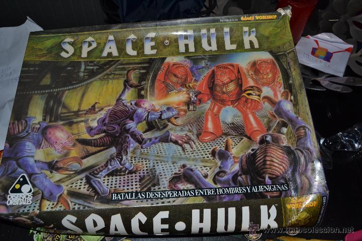 SPACE HULK (Juguetes - Rol y Estrategia - Otros)