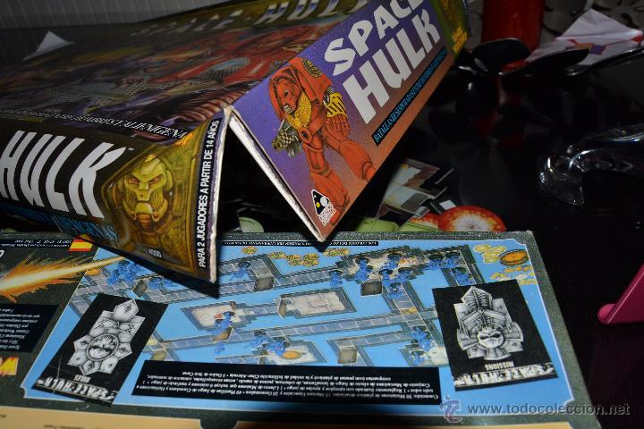 Juegos Antiguos: Space Hulk - Foto 2 - 53708449