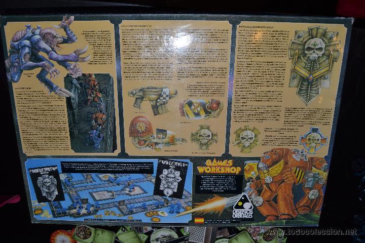 Juegos Antiguos: Space Hulk - Foto 3 - 53708449