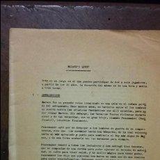 Juegos Antiguos: JOC INTERNACIONAL. TRADUCCION WARGAME WIZARD'S QUEST DE AVALON HILL. Lote 54055699