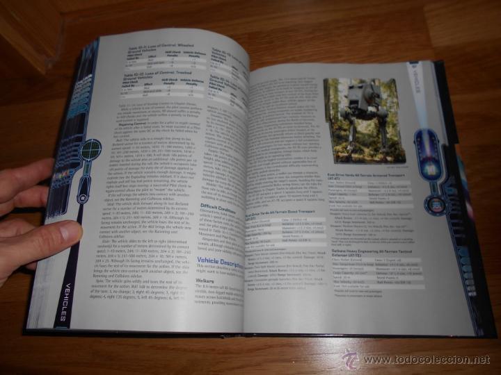 Juegos Antiguos: Star Wars-revised Core Rulebook-Roleplaying Game-suplemento-RPG JUEGO DE ROL MUY RARO - Foto 4 - 54062148