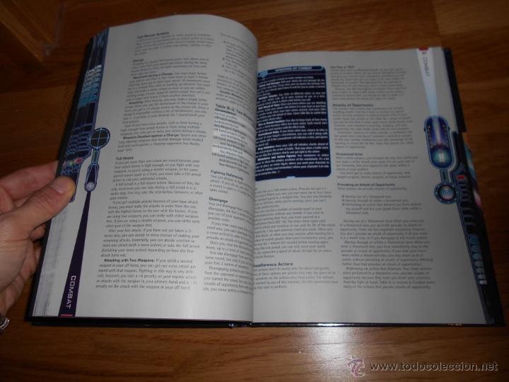 Juegos Antiguos: Star Wars-revised Core Rulebook-Roleplaying Game-suplemento-RPG JUEGO DE ROL MUY RARO - Foto 5 - 54062148