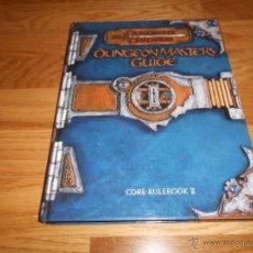 Juegos Antiguos: DUNGEON MASTER'S GUIDE | CORE LIBRO DE REGLAS II | DUNGEONS & DRAGONS PERFECTO. Lote 54062962