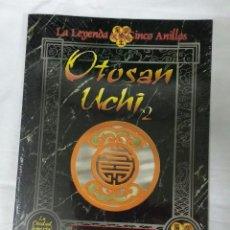 Juegos Antiguos: OTOSAN UCHI II O 2 SUPLEMENTO DE ROL PARA LA LEYENDA DE LOS CINCO ANILLOS DE LA FACTORIA DE IDEAS. Lote 125928307