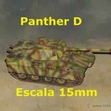 Juegos Antiguos: ESCALA 15MM (1/100). PANTHER D. Lote 54501231