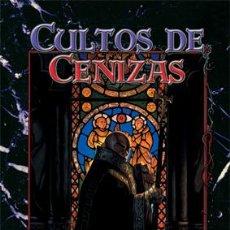 Juegos Antiguos: CULTOS DE CENIZAS. PARA VAMPIRO EDAD OSCURA. NUEVO LA FACTORÍA DE IDEAS. Lote 269168453