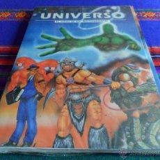 Juegos Antiguos: UNIVERSO EL JUEGO DE ROL MULTIAMBIENTAL. CRONÓPOLIS 1993. PRECINTADO!!!!!. Lote 54672786