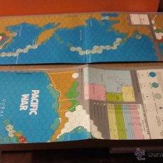 Juegos Antiguos: MAPAS WARGAME PACIFIC WAR DE VICTORY GAMES. Lote 54926111