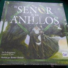 Juegos Antiguos: JUEGO EL SEÑOR DE LOS ANILLOS. Lote 54942632