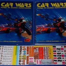 Juegos Antiguos: CAR WARS - STEVE JACKSON GAMES (1991). Lote 55135445
