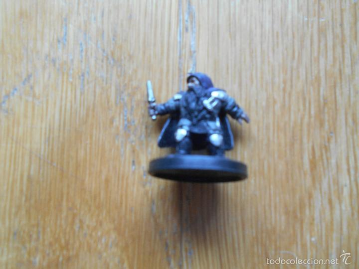 Juegos Antiguos: FIGURA MALE DWARF ROGUE. D&D , Wizards. Series 5/18 - Foto 1 - 55350374