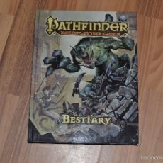 Juegos Antiguos: PATHFINDER ROLEPLAYING GAME BESTIARY. Lote 55424637