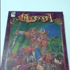 Juegos Antiguos: CHRONOPIA - HIJOS DE KRONOS - TARGET GAMES. Lote 37415167