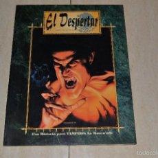 Juegos Antiguos: EL DESPERTAR DIABLERIE EN MEJICO . Lote 55707899