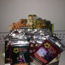 Juegos Antiguos: PACK DE CARTAS DE ROLL EN SOBRES NUEVOS. Lote 55813625