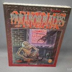 Juegos Antiguos: 1018- GUIA DEL JUGADOR DE KULT KT 205 --1998---80 PAG --28 X 21 CM. Lote 55869295