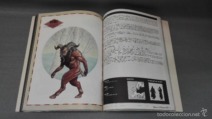 Juegos Antiguos: 1018- GUIA DEL JUGADOR DE KULT KT 205 --1998---80 PAG --28 X 21 CM - Foto 2 - 55869295
