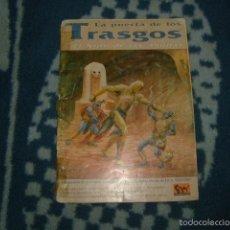 Giochi Antichi: LA PUERTA DE LOS TRASGOS , EL NIDO DE LAS AGUILAS. Lote 56842266