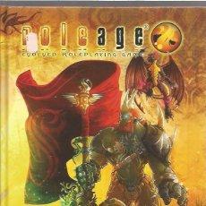 Juegos Antiguos: ROLEAGE LIBRO BASICO. Lote 56955965