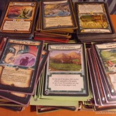 Juegos Antiguos: LEGEND OF THE FIVE RINGS. LOTE DE 600 CARTAS TODAS CON SU FUNDA.. Lote 56983718