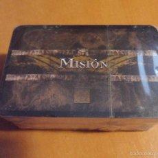 Juegos Antiguos: MISION. LOTE DE CARTAS SIN ABRIR. 160 GRAMOS.. Lote 57028432