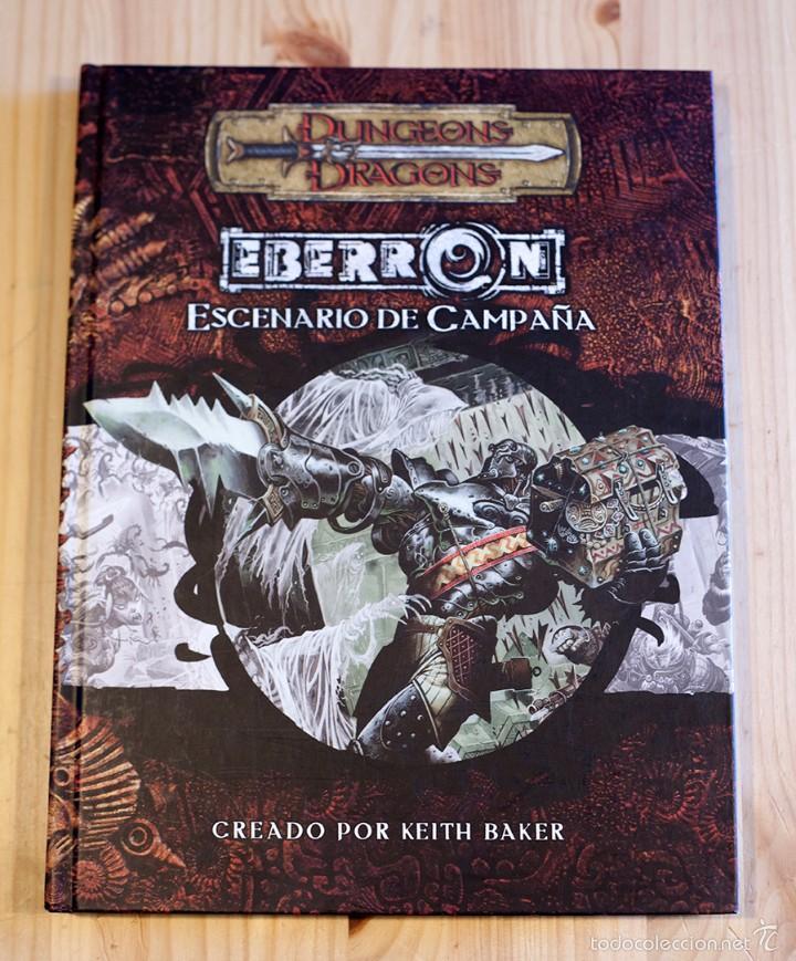 manual jugador eberron
