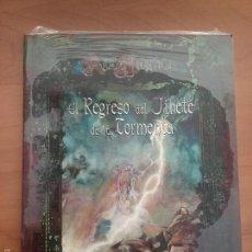Juegos Antiguos: EL REGRESO DEL JINETE DE LA TORMENTA. PARA ARS MAGICA. NUEVO. JUEGO DE ROL. LA FACTORÍA DE IDEAS. Lote 57196029