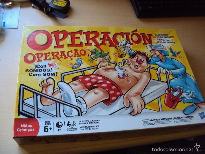 OPERACION (Juguetes - Rol y Estrategia - Otros)