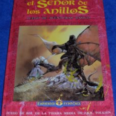 Juegos Antiguos: EL SEÑOR DE LOS ANILLOS, JOC INTERNACIONAL, 1992, ROL. Lote 57243524