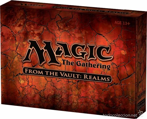 MAGIC THE GATHERING - FROM THE VAULT: REALMS (Juguetes - Rol y Estrategia - Otros)