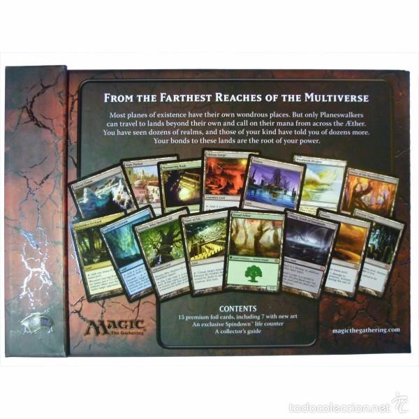 Juegos Antiguos: MAGIC THE GATHERING - FROM THE VAULT: REALMS - Foto 2 - 57322779